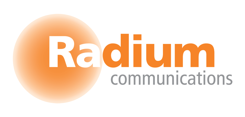 Radium Communications logo